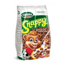 Snappy Bilute din cereale acoperite cu ciocolata cu lapte cu 9 vitamine 250g