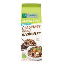 Musli cu ciocolata 100 percentage ECO fara gluten si fara lactoza 175g