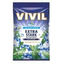Bomboane Vivil Extra Stark cu vitamina C fara zahar 60g