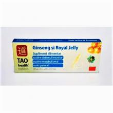 Ginseng si Royal Jelly