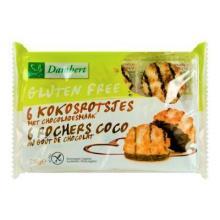Biscuiti cu nuca de cocos si ciocolata fara gluten 250g